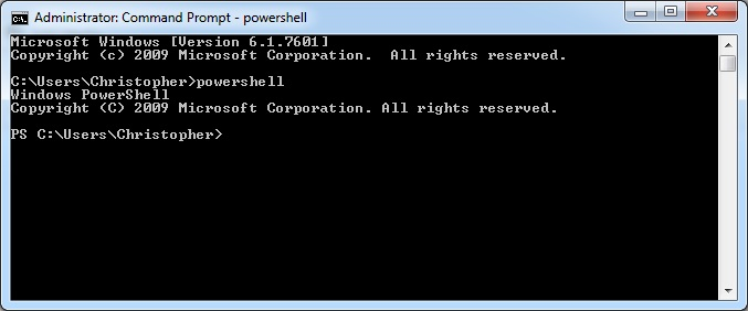 powershell Powersploit